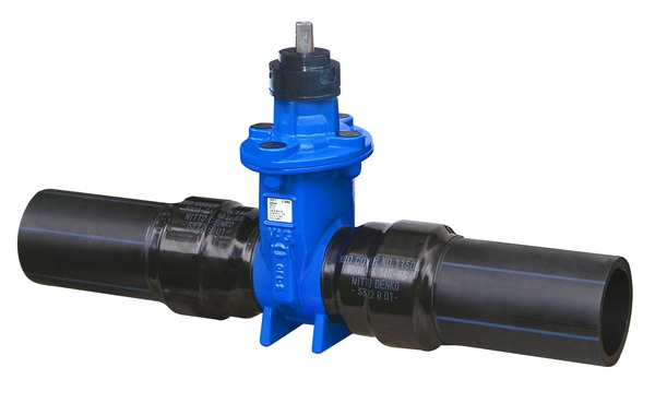 VAG EKO<sup>®</sup><em>plus </em>PE Gate Valve