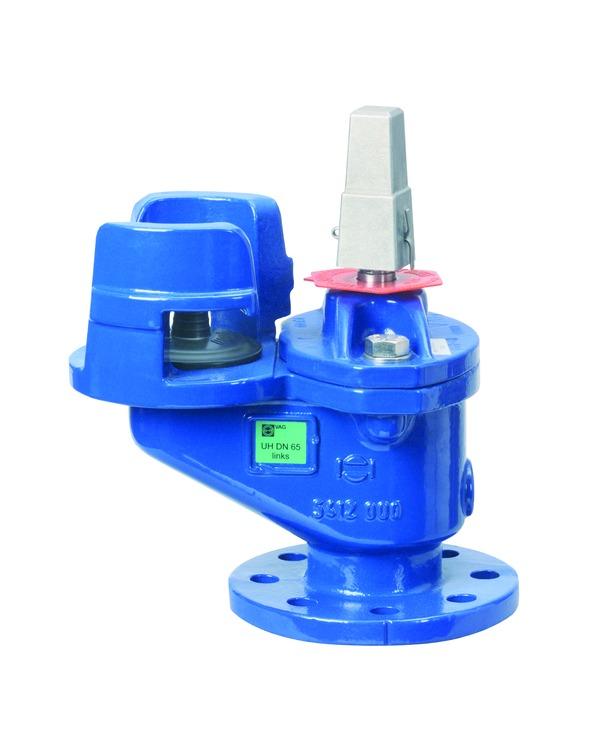 VAG Underground Hydrant for Low Depth