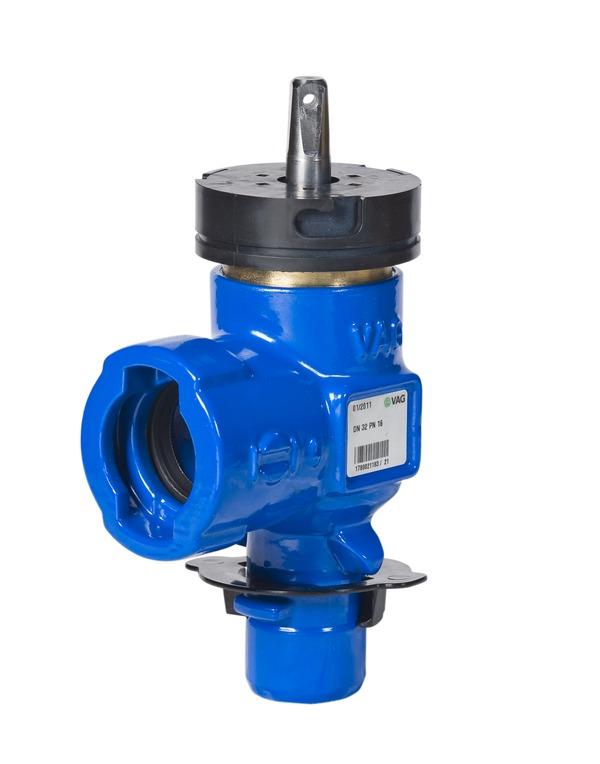 VAG TERRA<sup>®</sup>lock tapping valve