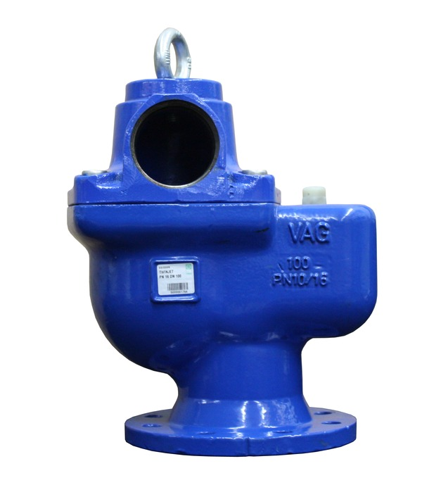 VAG TWINJET<sup><sup>®</sup></sup> Automatic Air Valve