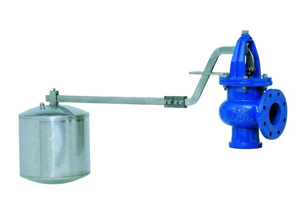 VAG SAV Float Outlet Valve