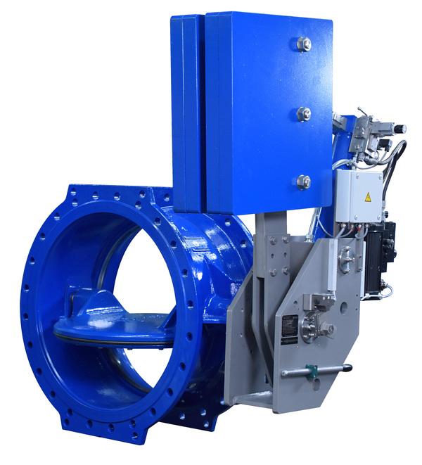 VAG Hysec PRO Entraînement par levier/contrepoids et frein hydraulique