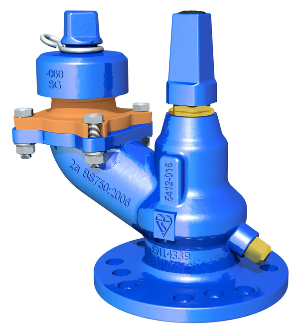 VAG Underground Hydrant for Low Depth BS